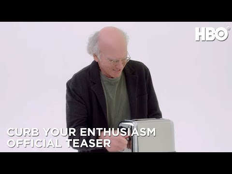 'Curb Your Enthusiasm' Season 10 Teaser