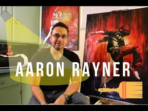 Meet Oklahoma Artist Aaron Rayner