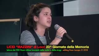 LOCRI 23^ Giornata della Memoria e delle Vittime innocenti delle mafie (by EL) thumbnail