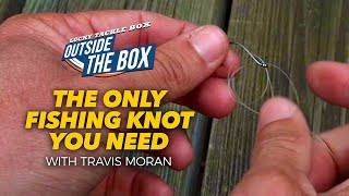 The BEST Fishing Knot To Tie