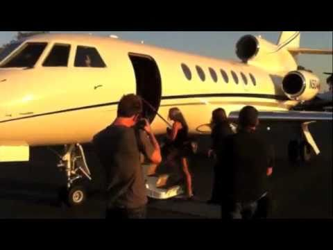 My Private Jet Experience with Beachbody Carl Daikeler