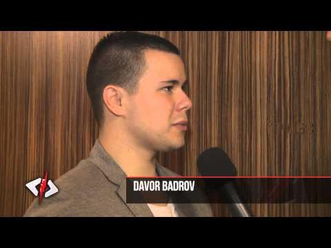 Davor Badrov @ Club Skandal Bec 10.01.2014 Top Music Tv
