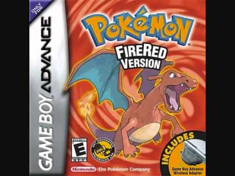Pokémon FireRed & LeafGreen - Surf (The Sea)