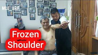 Penanganan Frozen Shoulder.