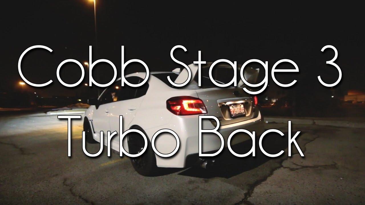 INSANE STAGE 3 TURBO BACK STI!!!