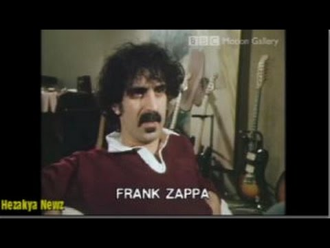 "1982 BBC NEWS SPECIAL REPORT: ""COCAINE DECISIONS""(STARRING FRANK ZAPPA)"