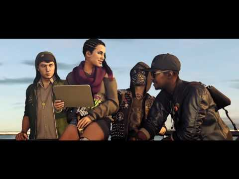 Watch Dogs 2   Launch Trailer  - PS4 Poster