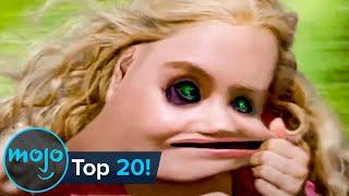 Worst Cgi Faces Movies
