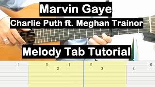 Marvin Gaye Guitar Lesson Melody Tab Tutorial Guitar Lessons for Beginners
