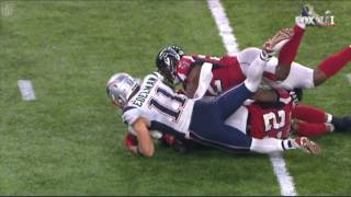 SUPER BOWL LI - Falcons vs Patriots (4th QUARTER & OVERTIME) Feb 5 2017