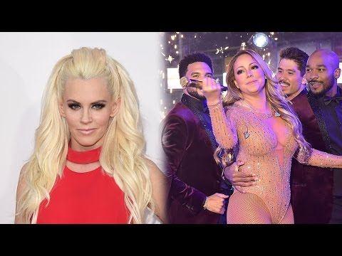 Jenny McCarthy 'Fighting Back' at Mariah Carey After New Year's Eve Performance 'Train Wreck'