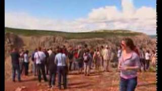 Auf den Spuren von Winnetou 2010