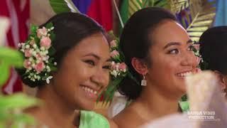Corleone + Kamara Va'ai Wedding Highlights 2018
