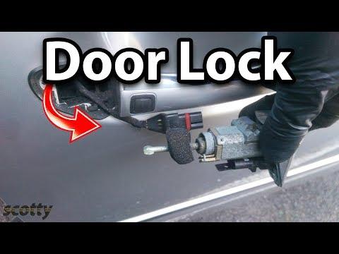 How to Fix a Broken Car Door Lock