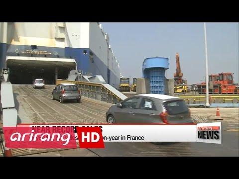 Hyundai, Kia sales up 16% on-year in France