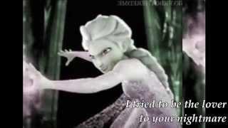 Queen Elsa & Dark!Elsa - The Devil Within (Ft. Jack Frost)