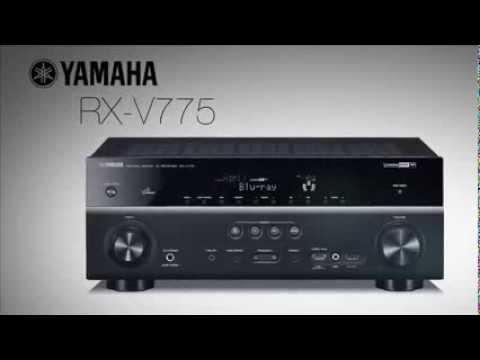 for sale yamaha rx v775 7 2 av receiver avforums. Black Bedroom Furniture Sets. Home Design Ideas