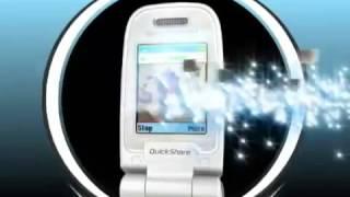 Sony Ericsson Z520 Commercial