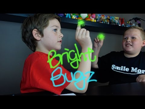 YES! YES! SMILE MORE BRIGHT BUGZ UNBAGGING? AND REVIEW!!!