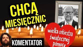 Zaczyna Się KULT Adamowicza po Finale WOŚP w Gdańsku - Chcą Miesięcznic - Analiza Komentator