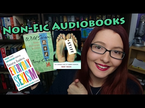 Non-Fiction Audiobooks | Reviews