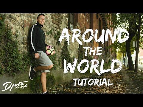 ATW TUTORIAL | Nauči freestyle fudbal #1