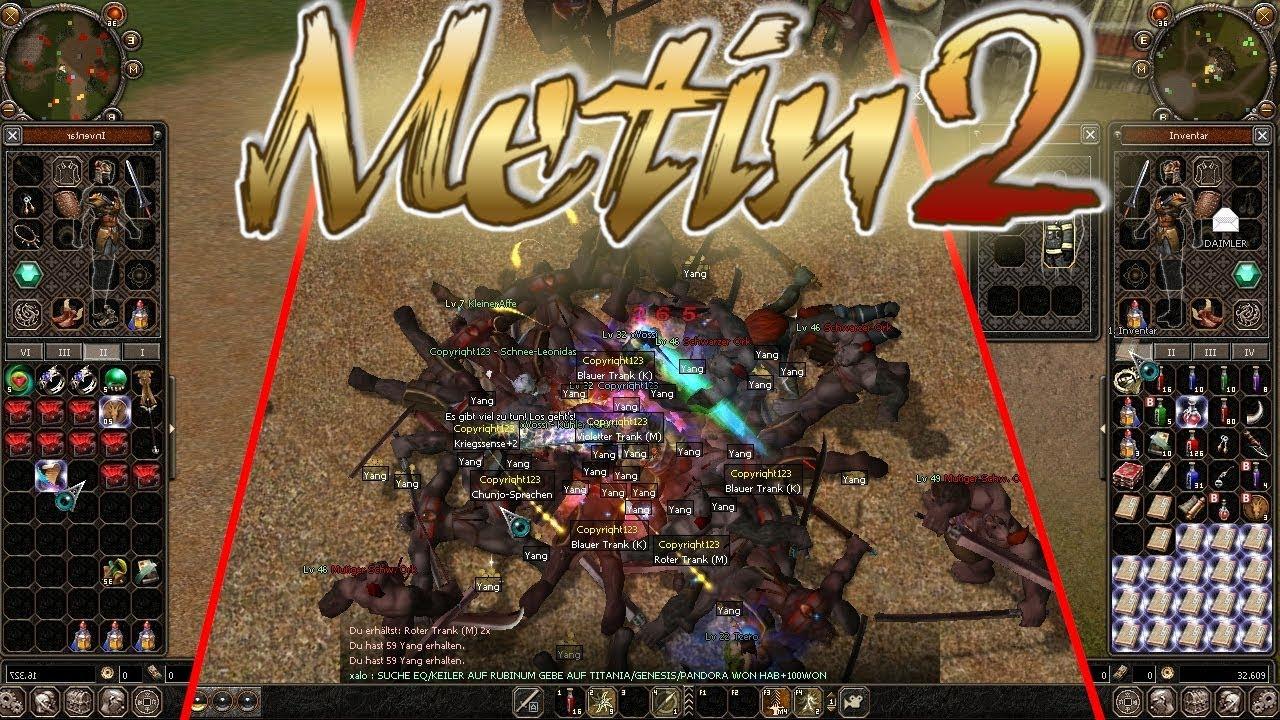 Metin2 Rubinum | SERVERSTART / die ersten Stunden | Let´s Play Metin2.de DE Vossi