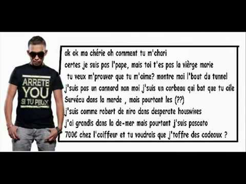 Thumbnail: Mister You Feat. Tahra Sana - Pas De Love (Lyrics)