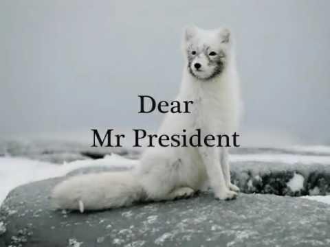 Louise du Toit - Dear Mr President