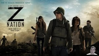 Z-Nation TV Series Premiere - Season 1 Episode 1 Puppies and Kittens Review