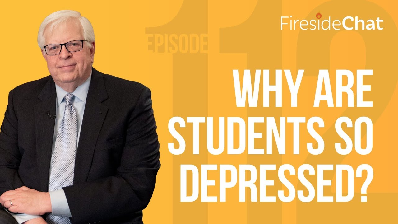Fireside Chat Ep. 112 — Why Are Students so Depressed?