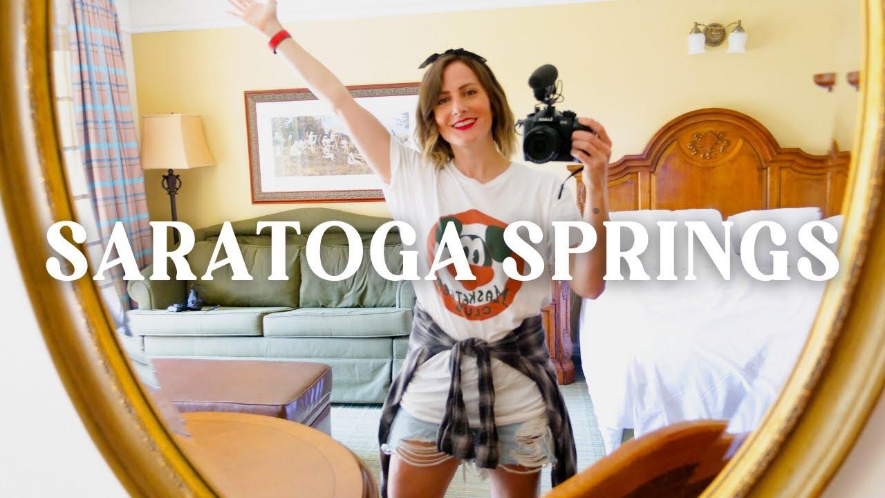 Tour a Deluxe Studio at Disney's Saratoga Springs Resort & Spa!