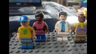 LEGO Custom Minifigs Slideshow #4 Zombies, Superheroes + So Much More