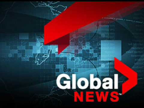 Global - Local news theme
