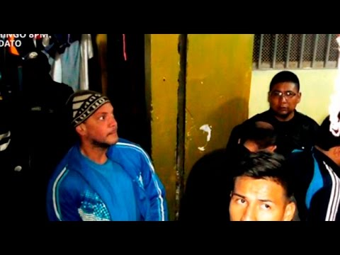 """""""Los destructores"""" en el penal de La Capilla"""