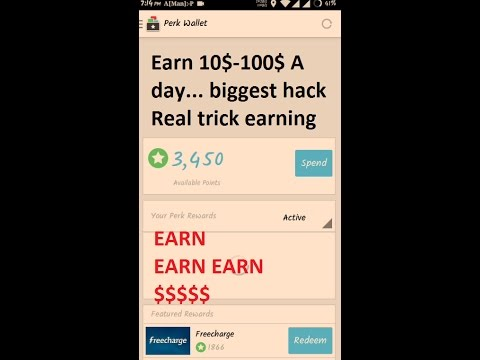 real not fake android earning method, earn free money in dol
