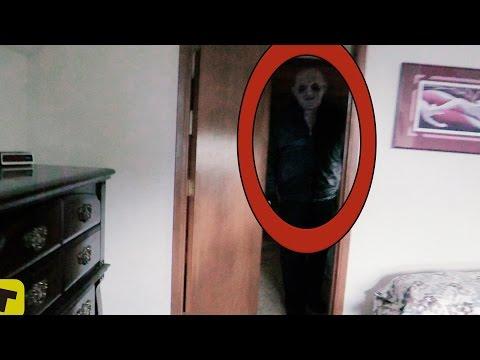 Shocking CREEPY Ghost Man attacks woman! - Sunshine and The Haunted Sea Cabin video 1 - vlog