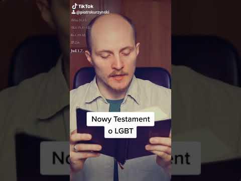 Nowy Testament o lgbt