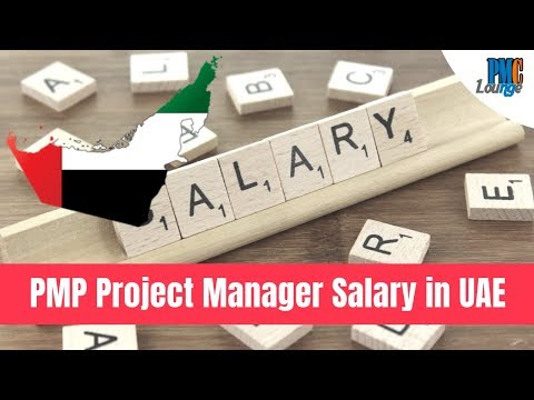 PMP Certified Project Manager Salary In United Arab Emirates (UAE)
