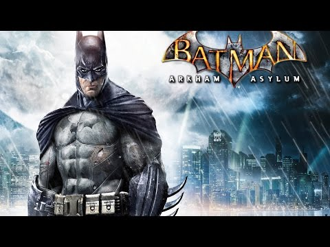 Batman Arkham Asylum - Game Movie