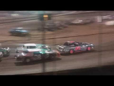 Street Stock Feature Macon Speedway 5/19/18