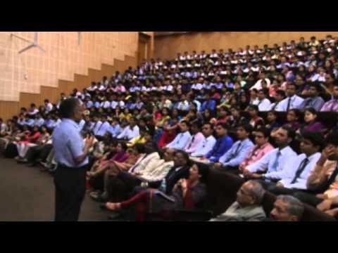 M. S. Pillai at SBS, Pune