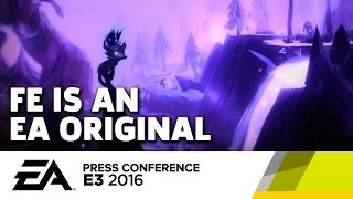 Fe Stage Demo - E3 2016 EA Press Conference