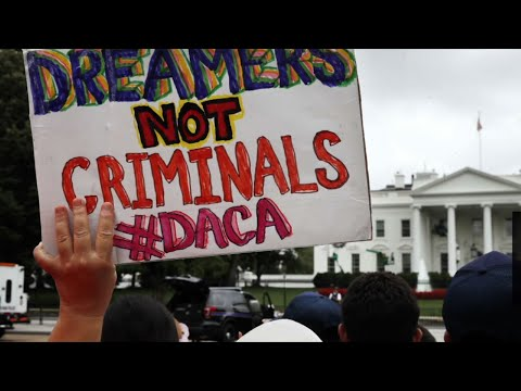 Immigrants Sue Over Deportation Protection End