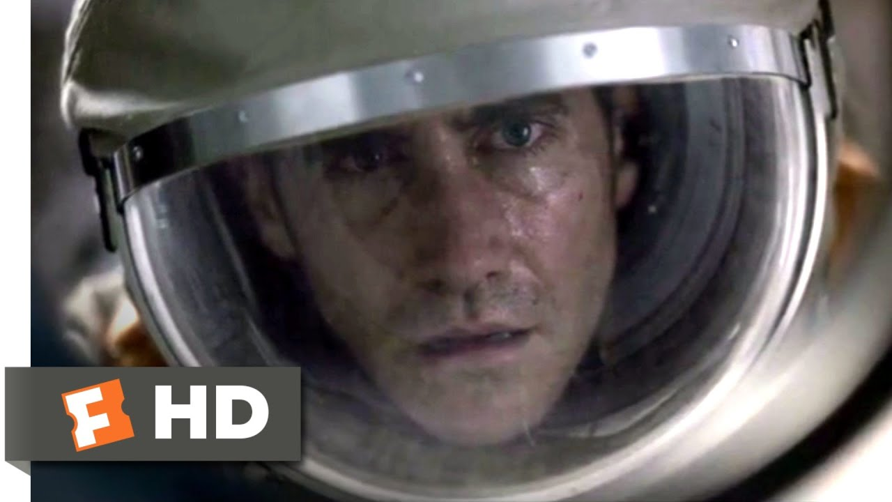 Download Life (2017) - Keeping Calvin Out Scene (4/10) | Movieclips