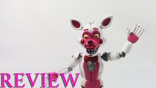 FANF Sister Location Funtime Foxy Funko Figure | A Not So Awesome Review