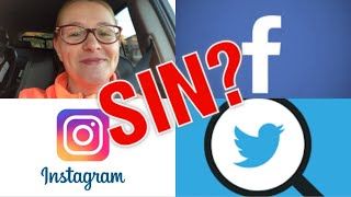 Is it a SIN for Christians To Use Social Media?