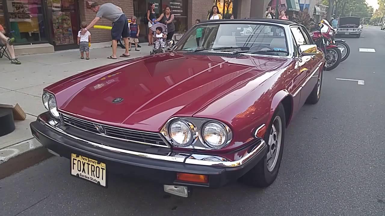 1987 Jaguar XJS-C V12 - YouTube