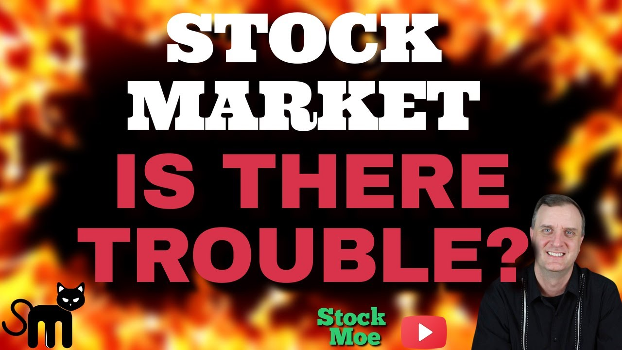 WHAT IS HAPPENING IN THE MARKET?   WHY ARE SOME STOCKS CRASHING? S&P 500 VS HANG SENG
