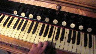The Packard Company Pump Organ
